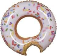 OOTB 91/4179 Aufblasbarer Schwimmring, Pink Donut,