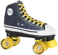 Hudora - Roller Skates Blue Denim, Gr. 37