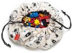PLAY&GO Mini Spielzeugsack 40cm Space SPACE