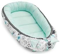 Solvera_Ltd 'In Garden Mint' Babynest