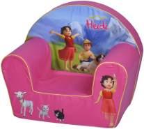 Knorrtoys 'Heidi' Kindersessel pink