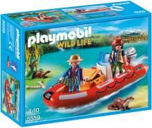 PLAYMOBIL - Schlauchboot mit Wilderern 5559