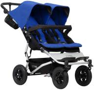 Mountain Buggy - Duet V3 Doppel-Kinderwagen (marineblau)