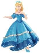 PAPO Sagen und Märchen - tanzende Prinzessin, blau