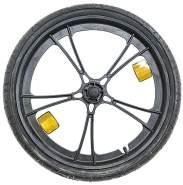 Burley Unisex– Erwachsene Laufrad-3091996606 Laufrad, Schwarz, One Size