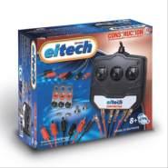 eitech 00136 00136-Ergänzungsbox 3-Kanal-Kabelsteuerung, Multi Color