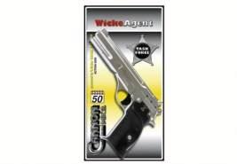 Sohni-Wicke 0487-09 - Agenten Pistole Cannon MX2, Chrom