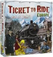 Brettspiel Ticket to Ride - Europa