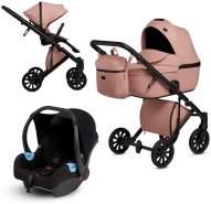 Anex 'e/type' Kombikinderwagen 4plusin1 2020 in Peach mit Anex Babyschale