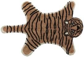 LIFETIME KIDSROOMS 'Wild Life Tiger' Teppich 100 x 150 cm