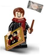 Lego® 71028 Harry Potter™ Minifiguren - Figur 9 James Potter + 1 stickermarkt24de Gum