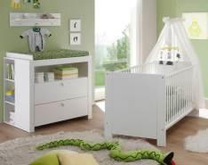 4-tlg. Babyzimmer-Set 'Olivia'