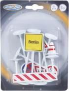 Speed Zone Verkehrszeichen, 13,5 x 18,2 cm