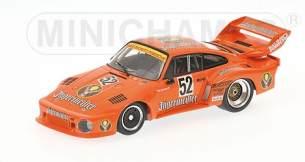 PORSCHE 935 - MAX MORITZ ´JÄGERMEISTER´ - MANFRED SCHURTI - WINNER DIV I ZOLDER