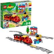 LEGO Duplo 10874 'Dampfeisenbahn', 59 Teile, ab 2 Jahren