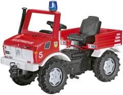 Rolly Toys - Mercedes-Benz Unimog Feuerwehr (036639)