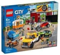 LEGO City - Tuning-Werkstatt 60258