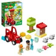 LEGO® DUPLO 10950 'Traktor und Tierpflege', 27 Teile, ab 2 Jahren