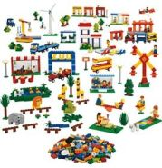LEGO education - Grund- und Bauelemente Set 9389