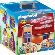 PLAYMOBIL - Neues Mitnehm-Puppenhaus 5167