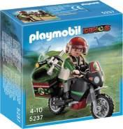 Playmobil Dinos 5237 'Dinoforscher mit Geländemaschine', 17 Teile, ab 4 Jahren