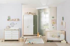 Cilek 'Montes' 4-tlg. Babyzimmer-Set