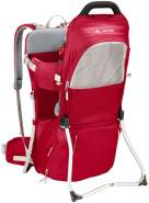 Vaude 'Shuttle Base' Kinderkraxe Rot