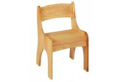 Stuhl Erle Natur FSC zertifiziert