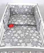 Babylux 'Sternbild' Kinderbettwäsche 40 x 60/100 x 135 cm