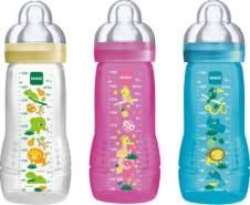 MAM Easy Active Baby Bottle 330 ml 1 St