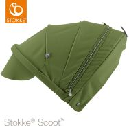 Stokke Scoot Verdeck Green