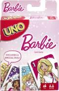 Mattel Games UNO Barbie Kartenspiel