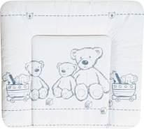 Schardt 13 610 1/759 Wickelauflage Teddy, abwischbare Folie, 84 x 74 cm