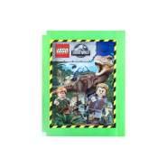 LEGO Jurassic-World - Sammelsticker - 1 Tüte