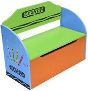 Kiddi Style 'CRAYON' Spielzeugkiste blau