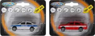Speedzone - Einsatzfahrzeuge, L und S