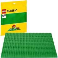 LEGO Classic 10700 'Grüne Grundplatte', 1 Bauplatte, ab 4 Jahren, idealer Ausgangspunkt zum Bauen