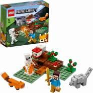 LEGO Minecraft 21162 'Das Taiga-Abenteuer', 74 Teile, ab 7 Jahren