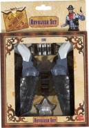 Horror-Shop - Wild West Revolver Set