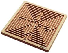 Weiblespiele 15700 - Mespi Labyrinth Winchester, 23 x 23 cm