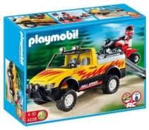 PLAYMOBIL® 4228 - Pick-Up mit Racing Quad