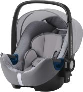 Britax Römer - Baby-Safe2 i-Size Babyschale - Grey Marble Kollektion 2019