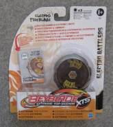 Hasbro BEYBLADE XTS ELECTRO FIREBLAZE
