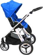 Klippan Firstline Kinderwagen Blau