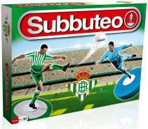 Eleven Force - Subbuteo Playset Real Betis (11985), Mehrfarbig