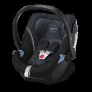 CYBEX 'Aton 5' Babyschale 2020 Graphite Black von 0 bis 13 kg (Gruppe 0+) Isofix