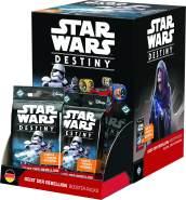 Fantasy Flight Games FFGD3202 - Star Wars: Destiny - Geist der Rebellion Booster (36) Display, Kartenspiel