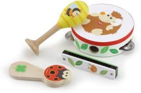 Trudi 88005 Musikinstrument, Multicolor