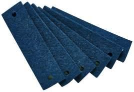 LEANDER® Linea by Leander 6er Set Filz Griffe Linea by 790163-32
