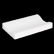 bébé-jou 'Uni' Wickelmulde weiß 72x44 cm